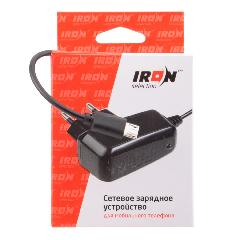 СЗУ для Micro USB Nokia 8600/6500c iRon Selection