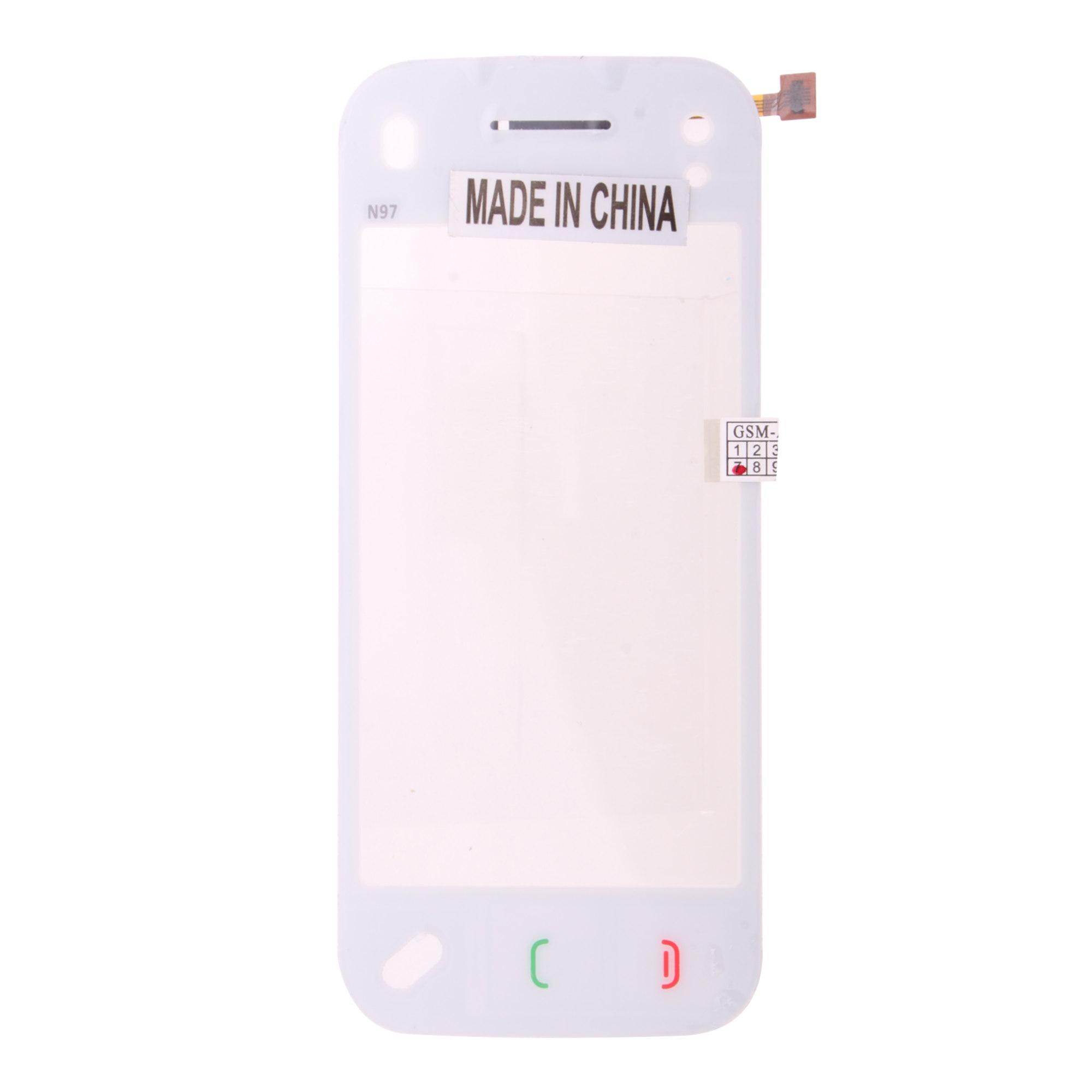 N97 межплатный с механизмом слайдера, клав модулем, камерой, белый шлейф