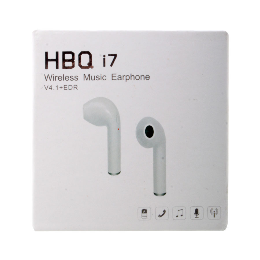Bluetooth hands free HBQ i7 v4.1+EDR черный