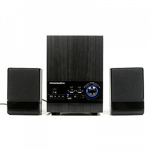Акус. система Dialog 2.1 AP-170 8W+2*3W RMS, черная, Bluetooth, FM, USB, SD