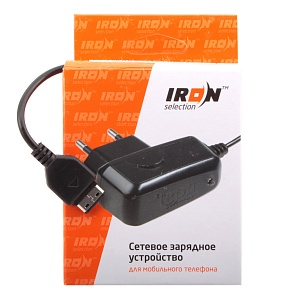 СЗУ для Samsung D880/M600/J600/L600/G600/E210/F210 iRon Selection